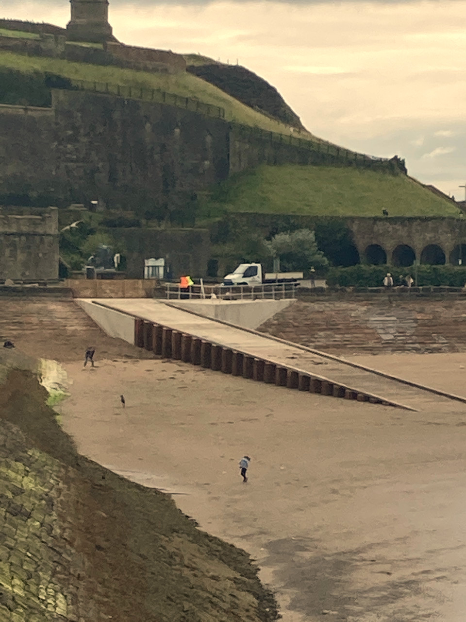 Phase One of New Slipway Complete